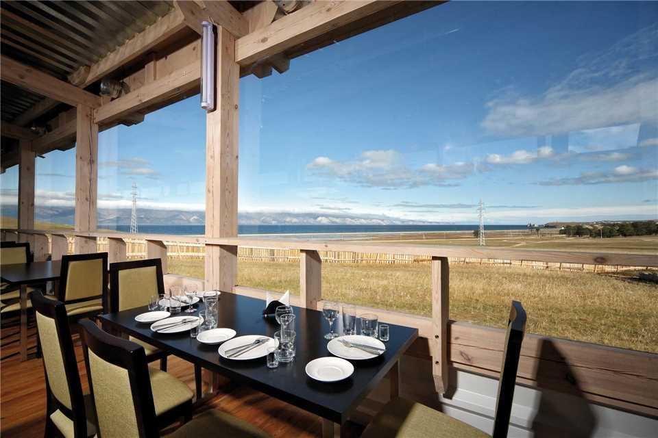 Baikal View Hotel Restaurant