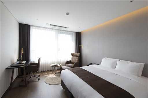 Ramada by Wyndham Daejeon Doppelzimmer