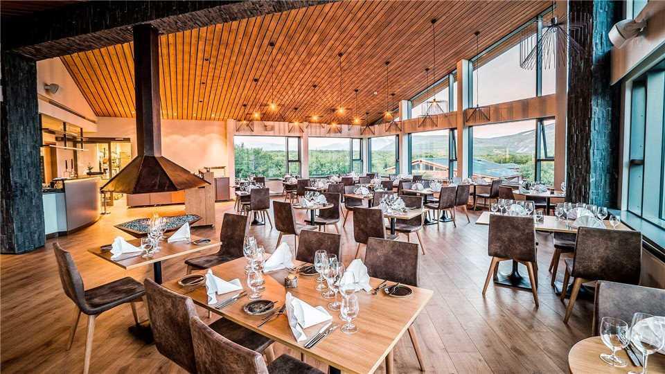 Hotel Fusafell Restaurant