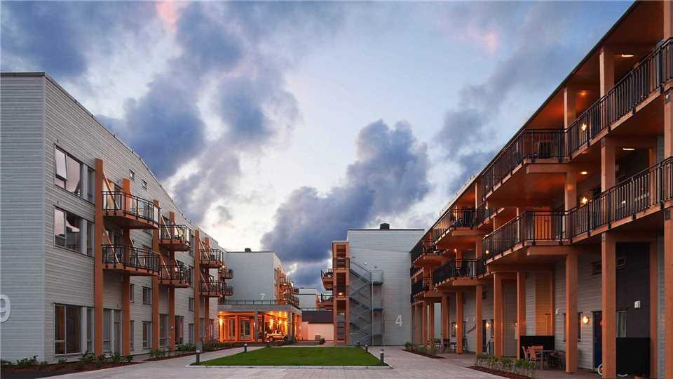 Lindesnes Havhotell Hotel Außenansicht