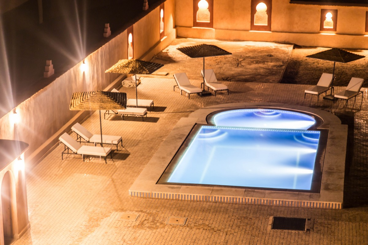 Riad Azawad Pool
