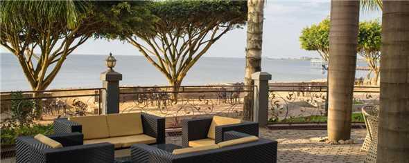 Protea Hotel Entebbe Terrasse