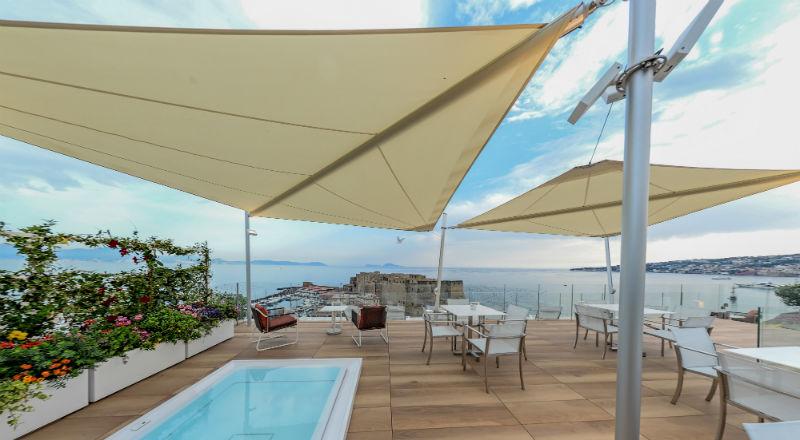 Grand Hotel Vesuvio Pool