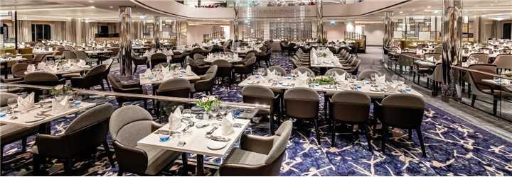 Tuicruises Mein Schiff 6 Restaurant