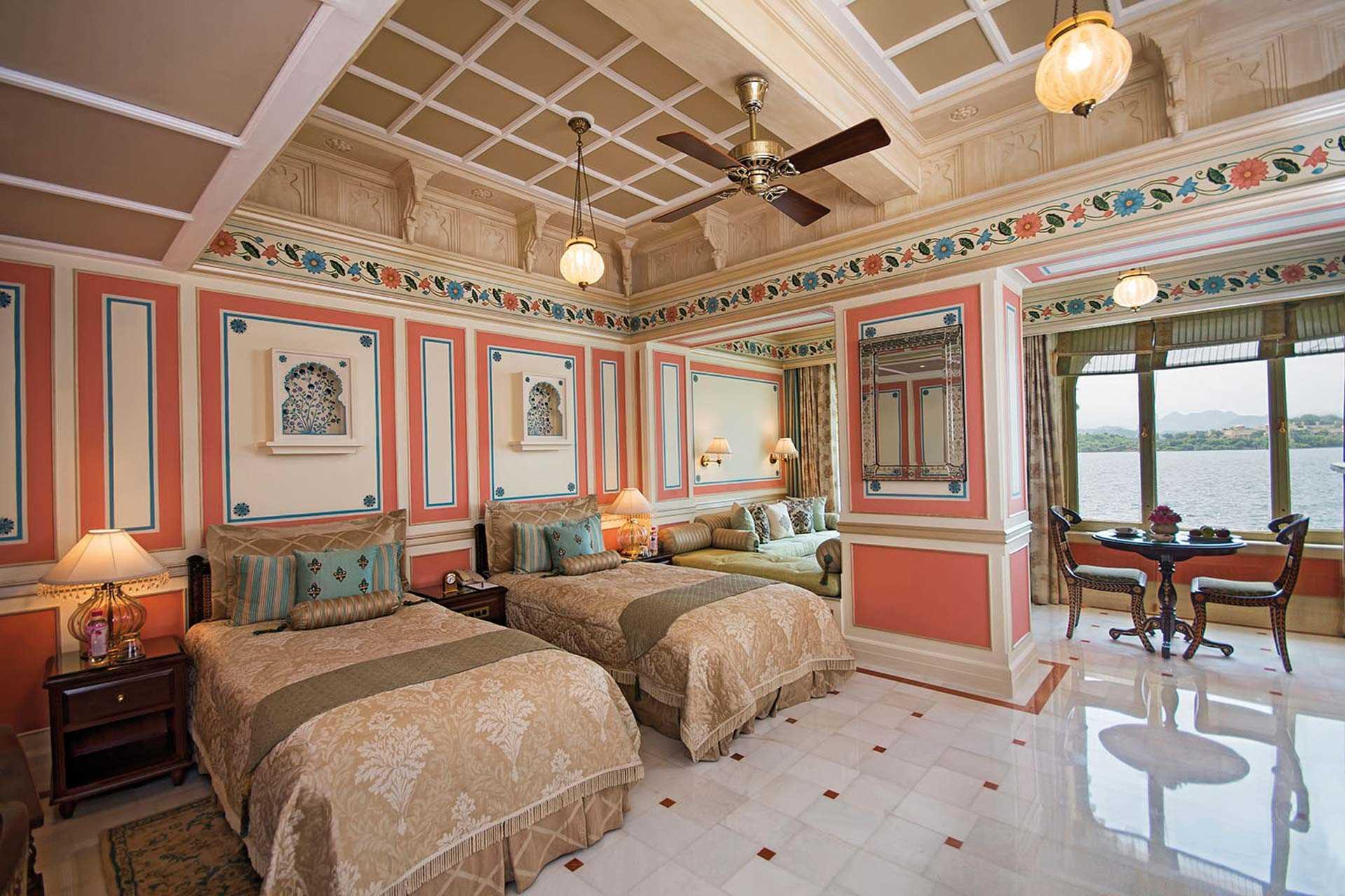 Taj Lake Palace Palace Room