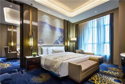 Wanda Vista Hotel Suite