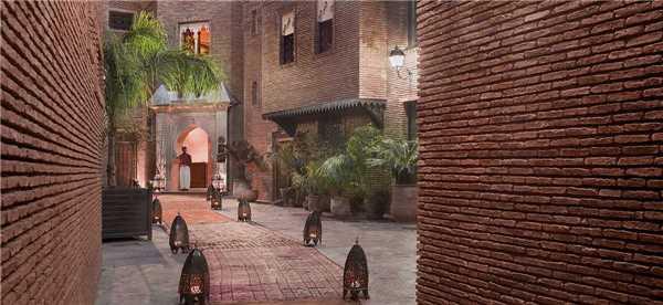 La Sultana Eingang