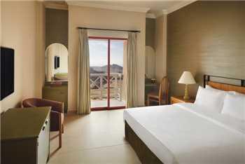 Mövenpick Nabatean Castle Hotel Doppelzimmer