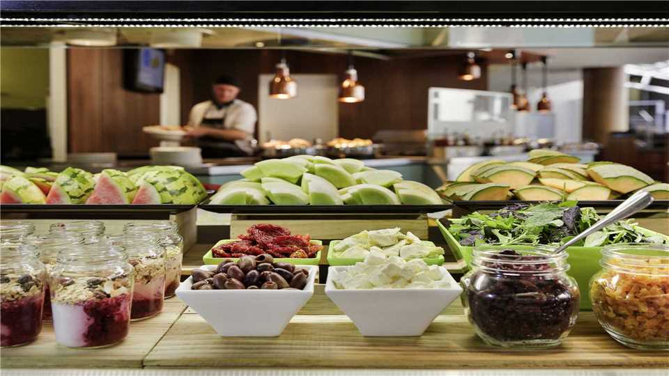 Novotel Queenstown Buffet