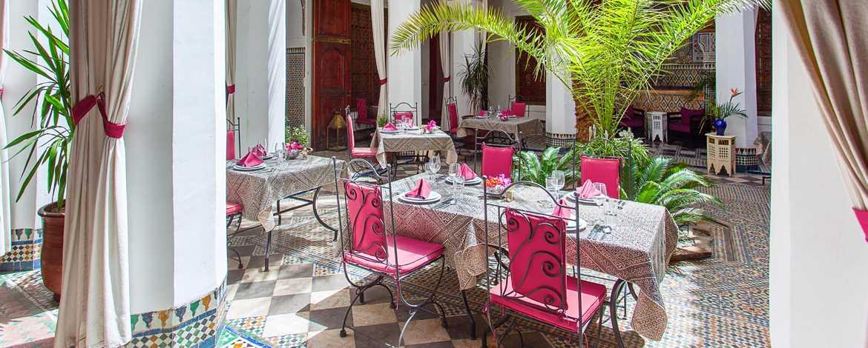 Angsana Riads Collection Restaurant Terrasse