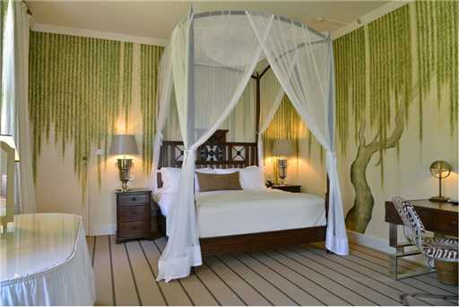 Victoria Falls Hotel Doppelzimmer