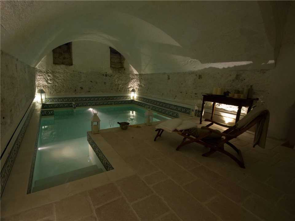 Palazzo Ducale Venturi Pool