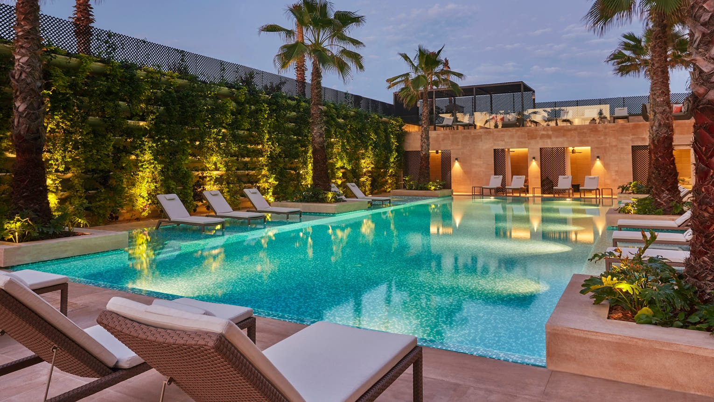 Four Seasons Hotel Casablanca Pool
