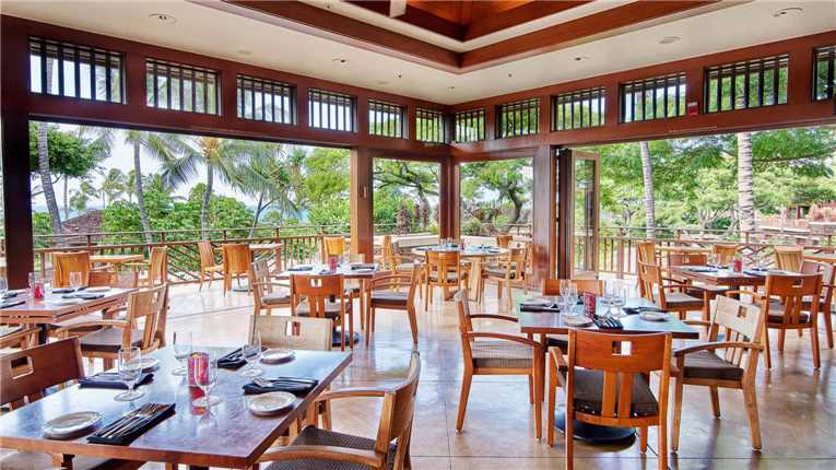 Four Seasons Resort Hualalai Restaurant