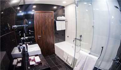 Mergen Bator Badezimmer