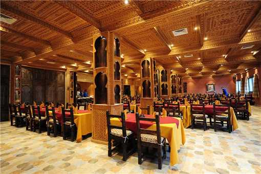 Kasbah Hotel Tombouctou Restaurant