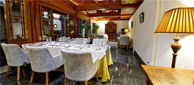 Cours et Pavillons Restaurant