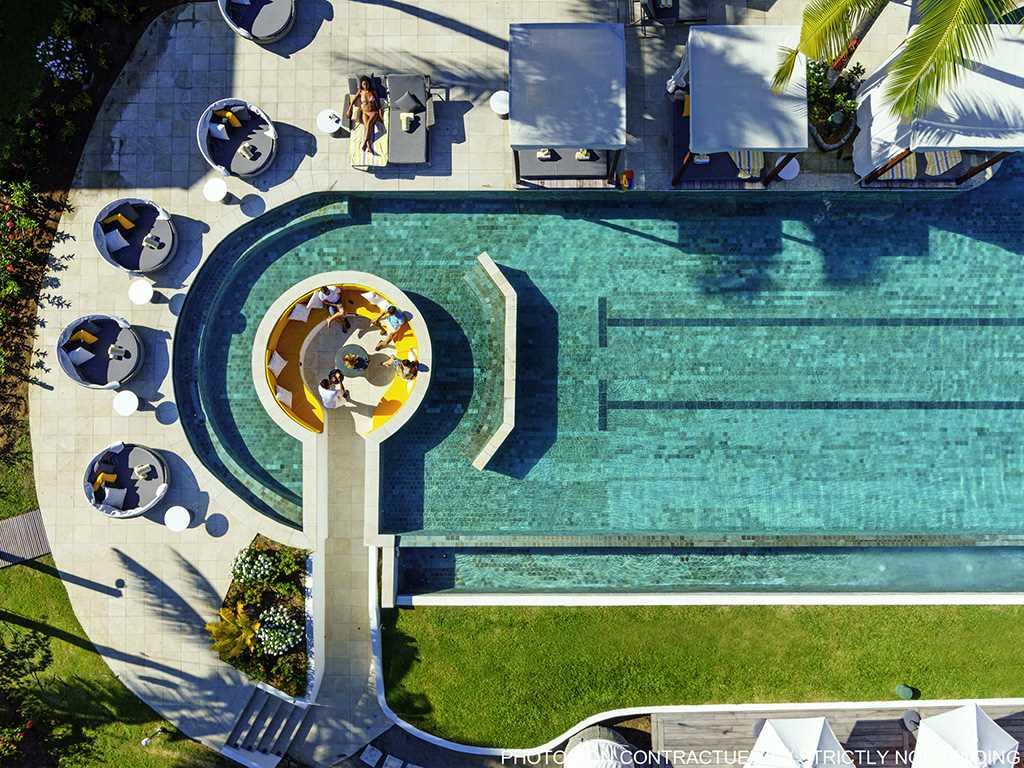 Tahiti Ia Ora Beach Resort managed by Sofitel Pool