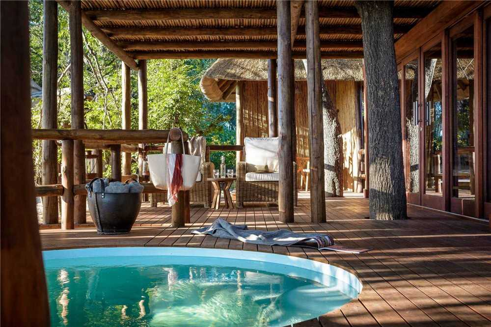 Sanctuary Chiefs Camp Pool