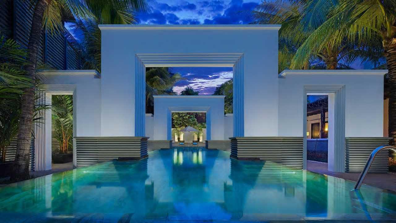 Park Hyatt Siem Reap Saltwater Pool
