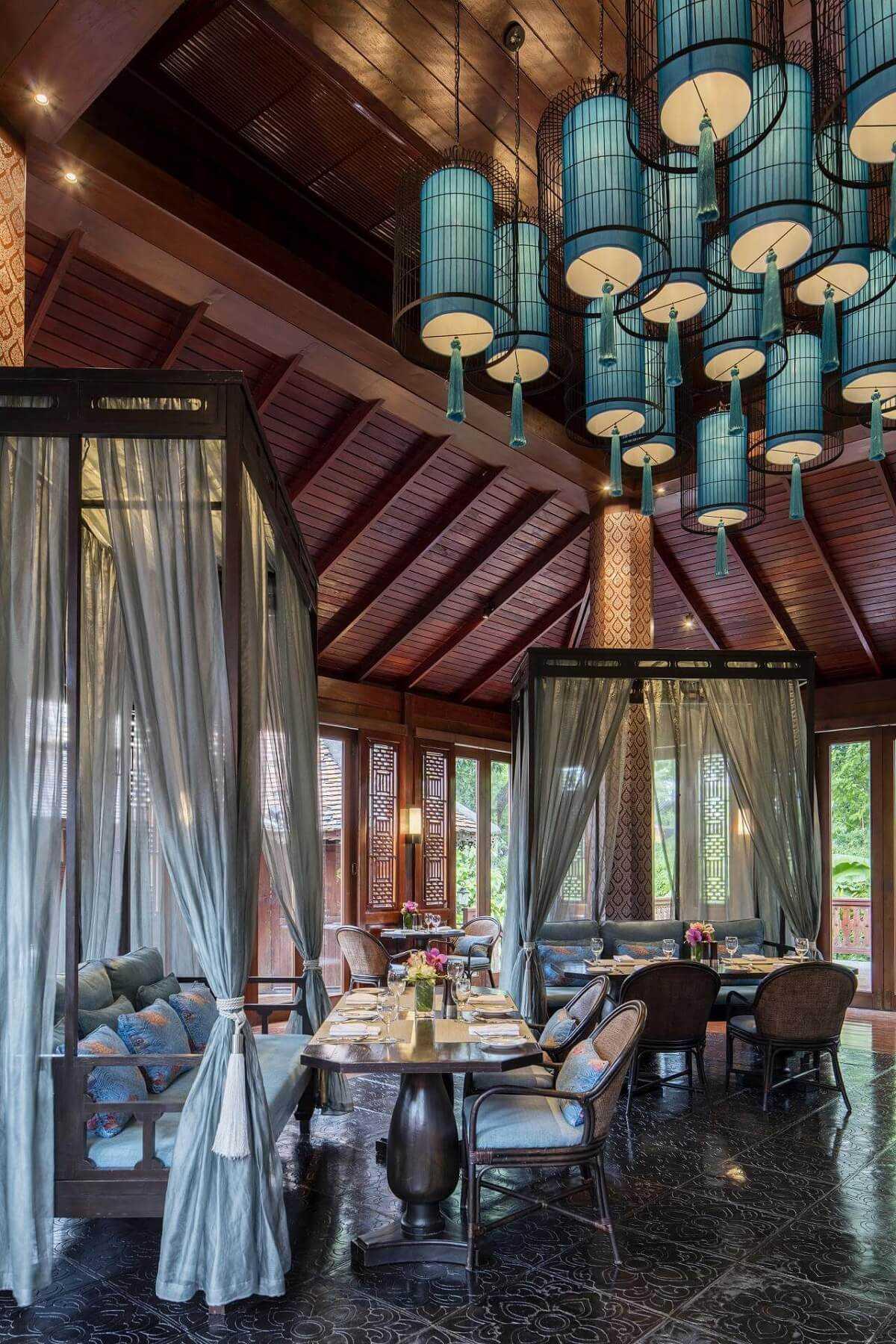 137 Pillars House Chiang Mai Restaurant