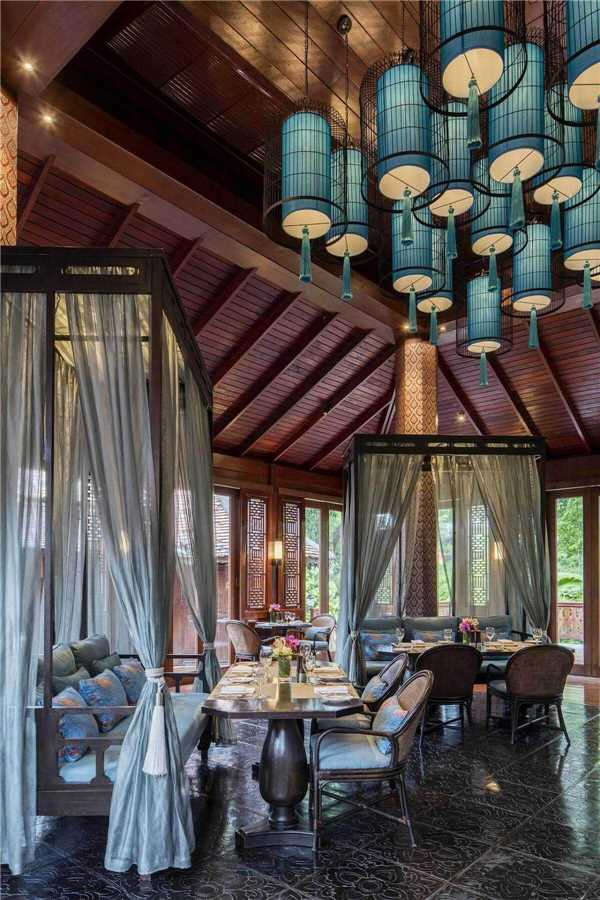 137 Pillars House Chiang Mai Restaurant