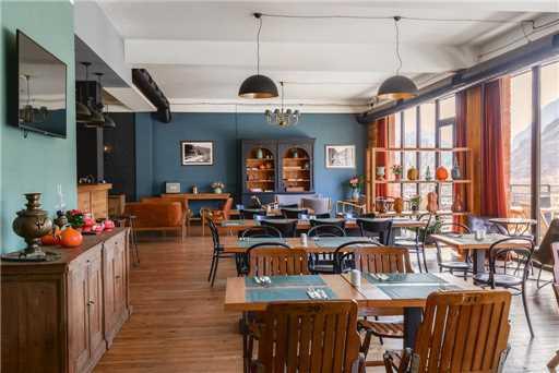 Hotel Stancia Kazbegi Restaurant