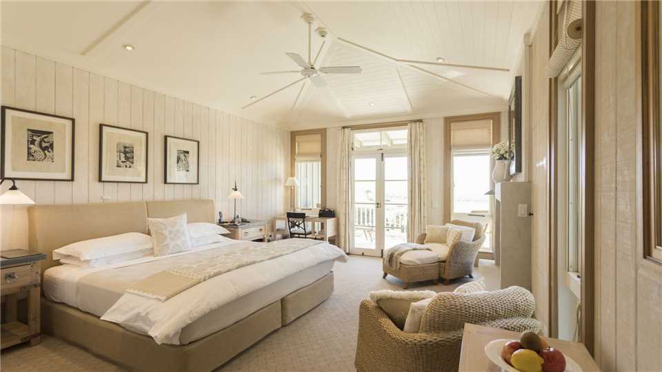 The Lodge at Kauri Cliffs Suite