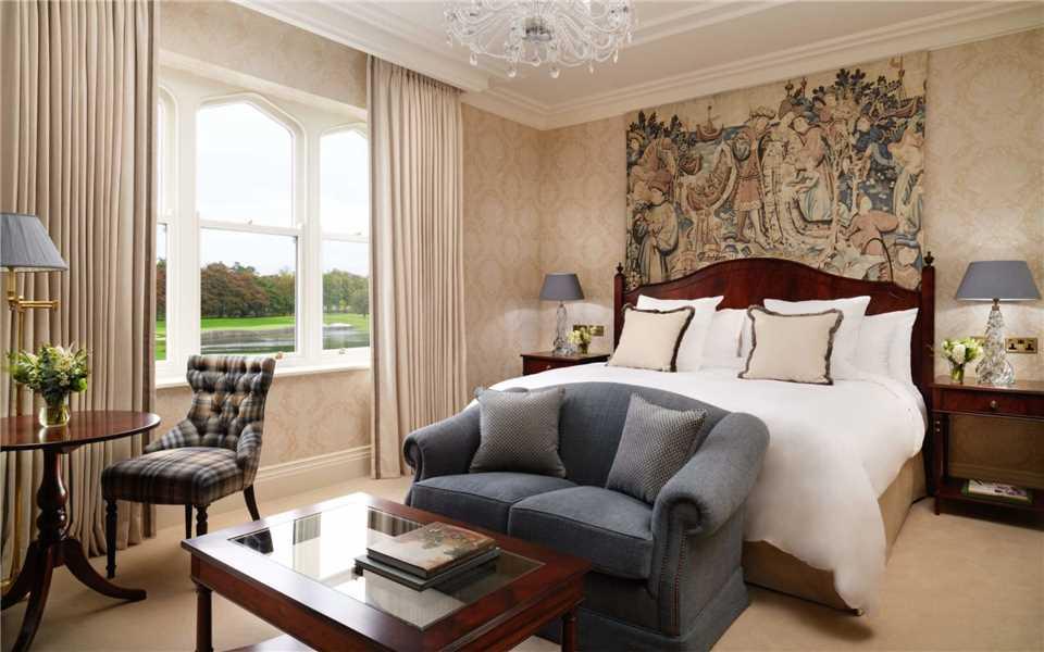 Adare Manor Doppelzimmer