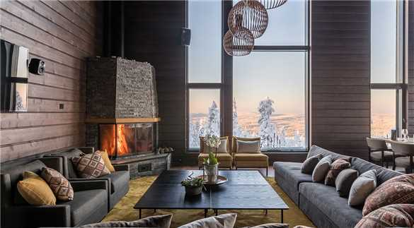 Octola Lodge Lounge