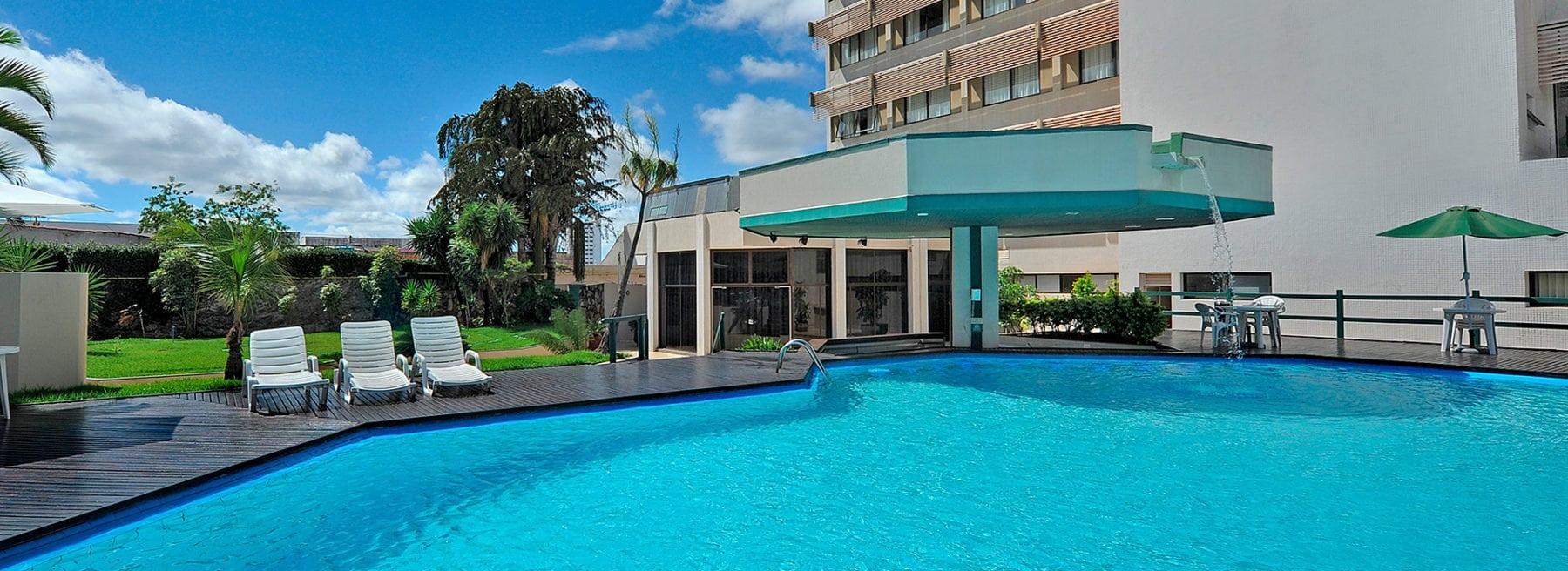 Deville Prime Cuiaba Pool