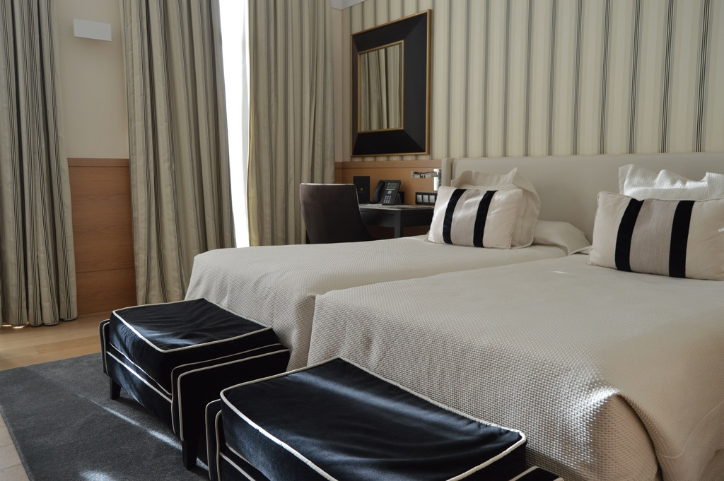 Grand Hotel Sardinero Doppelzimmer