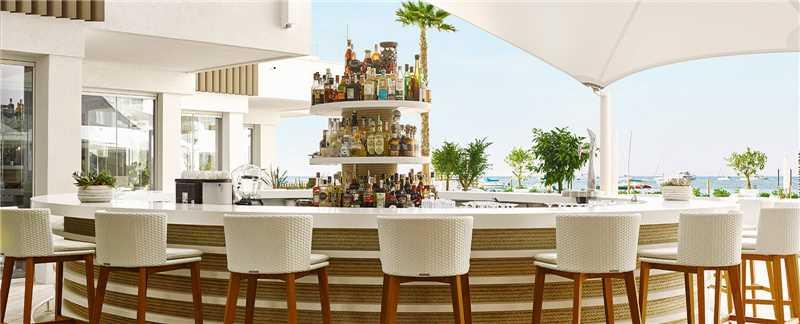 Nobu Hotel Ibiza Bay Bar