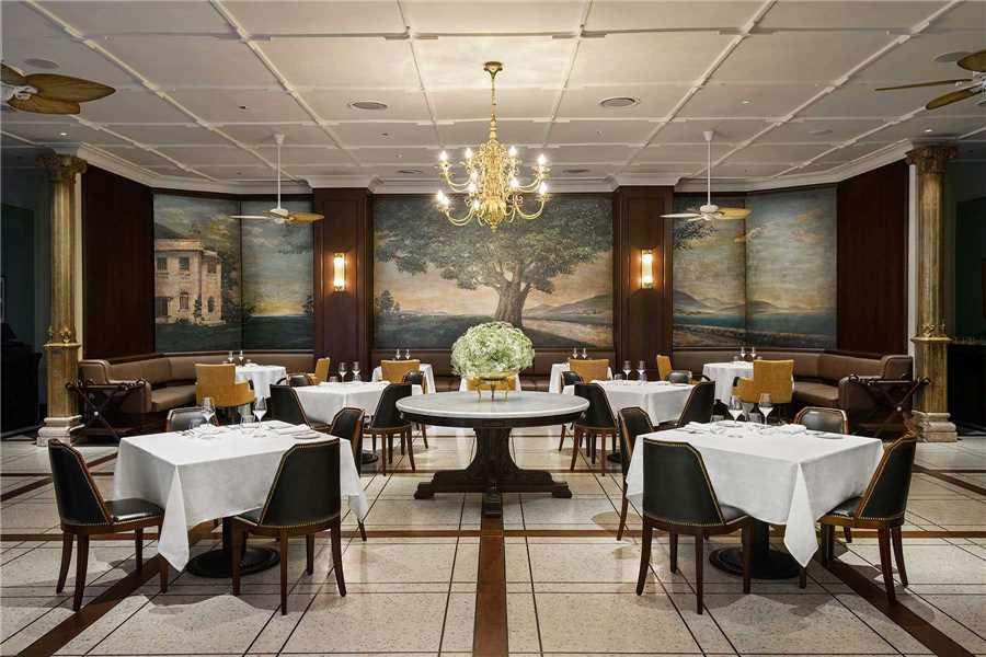 Eastern & Oriental Hotel Restaurant