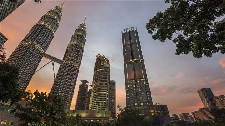 Four Seasons Hotel Kuala Lumpur Außenansicht