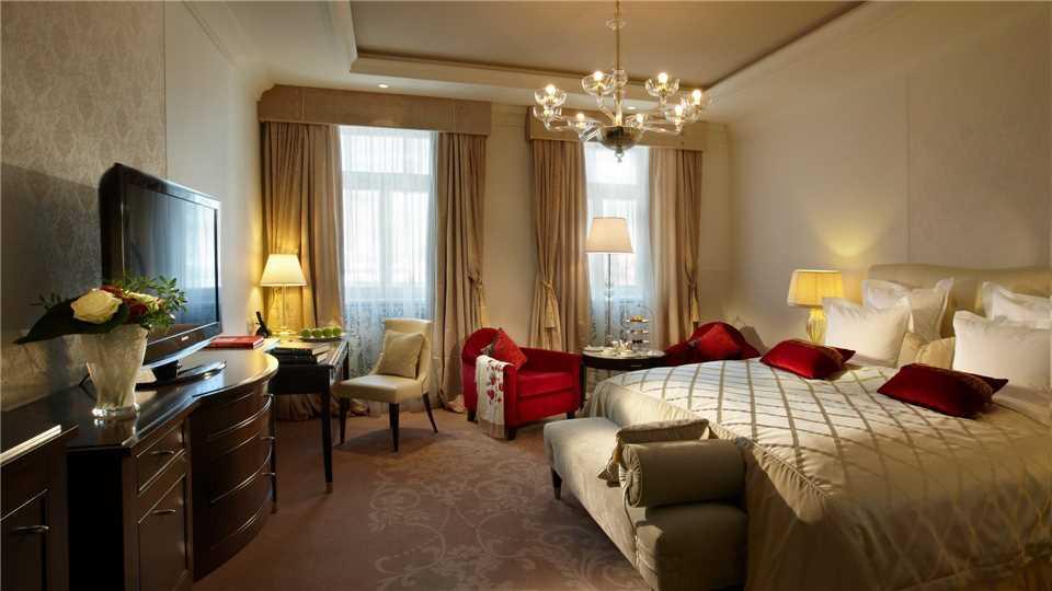 Hotel Baltschug Kempinski Doppelzimmer