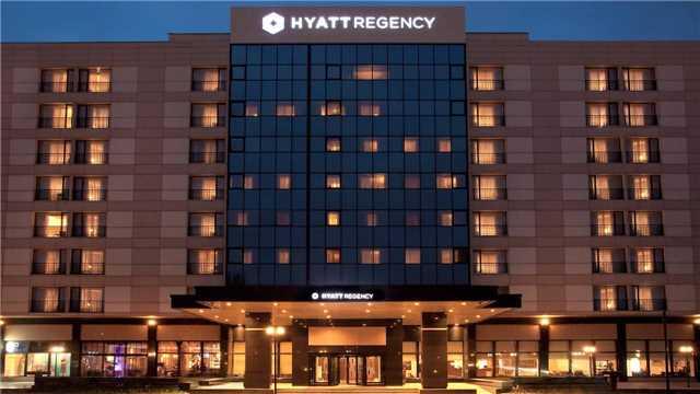 Hyatt Regency Bishkek Außenansicht