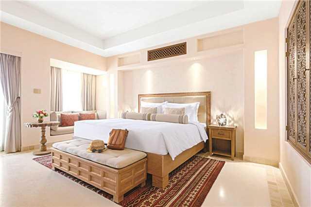 Jumeirah al Wathba Desert Resort Zimmer