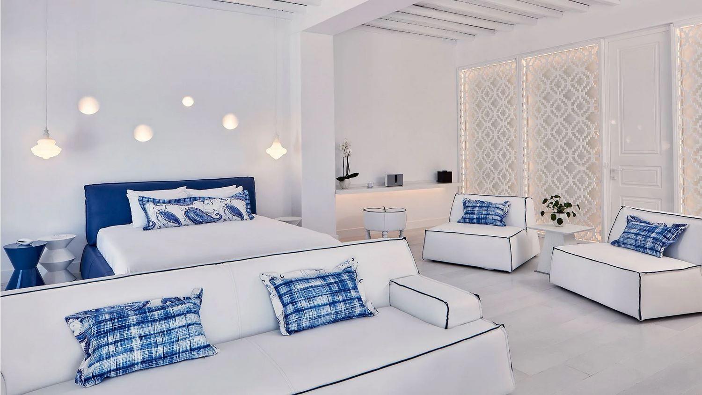 Hotel Katikies Mykonos Doppelzimmer