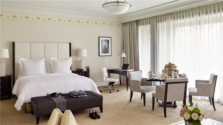 Four Seasons Gresham Palace Doppelzimmer