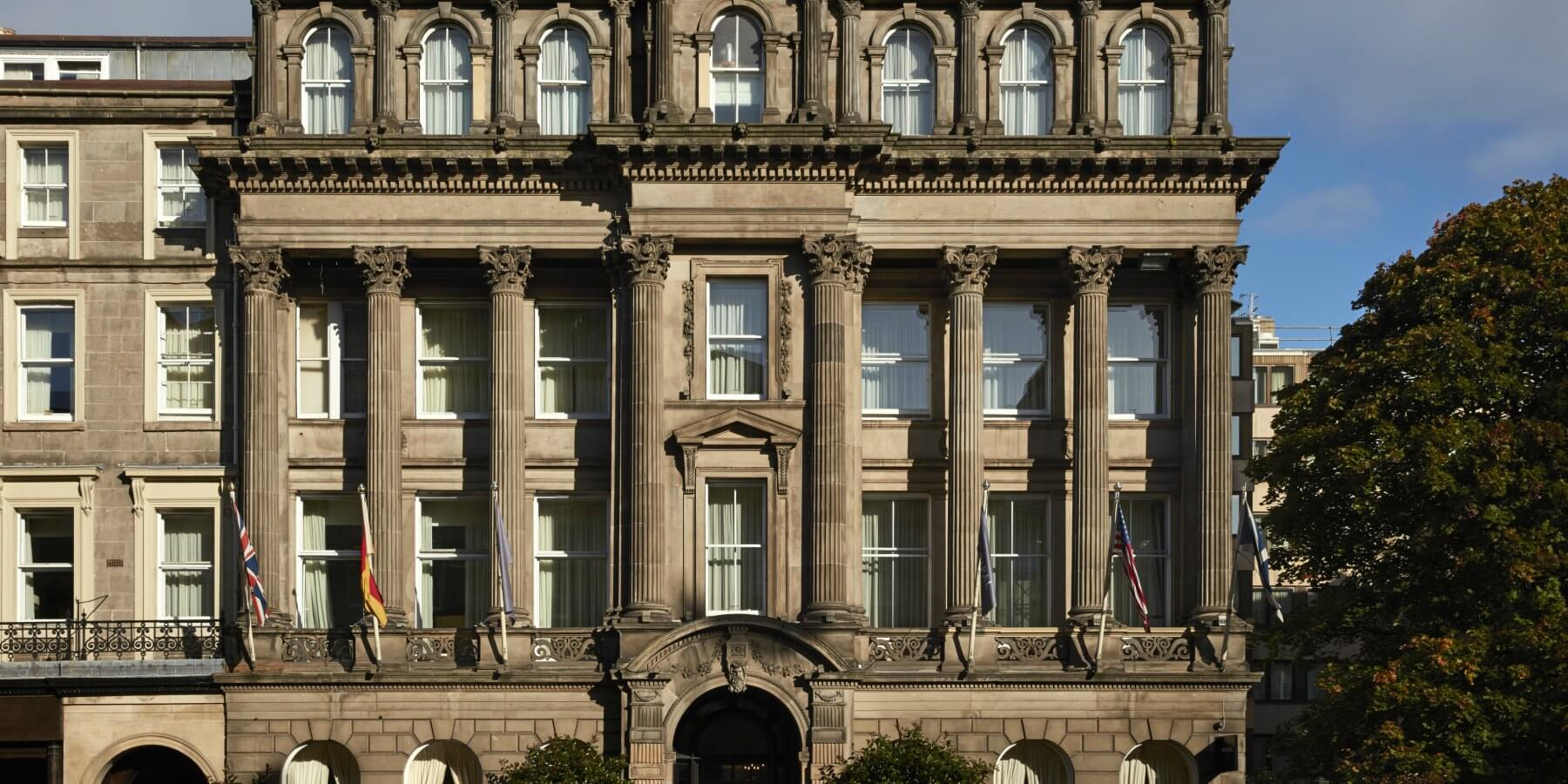 The Principal Edinburgh Hotelansicht