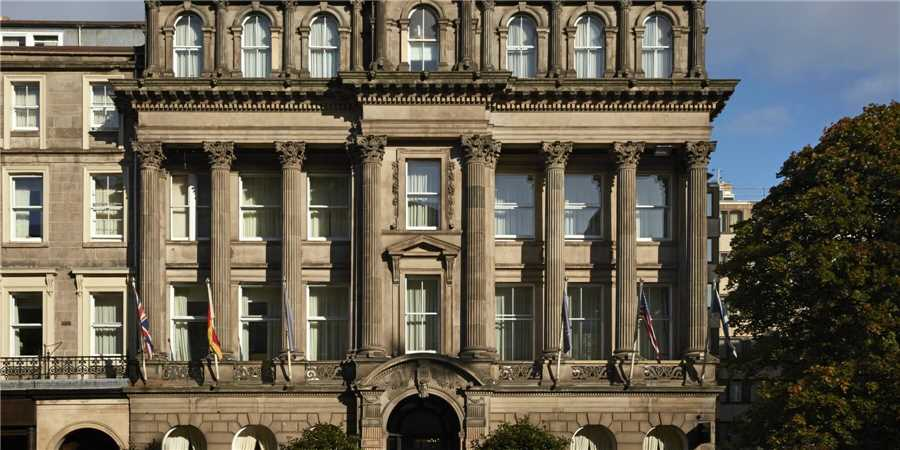 The Principal Edinburgh Hotelansicht