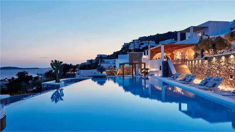 Hotel Katikies Mykonos Pool