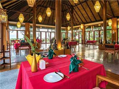 Villa Inle Boutique Resort Restaurant