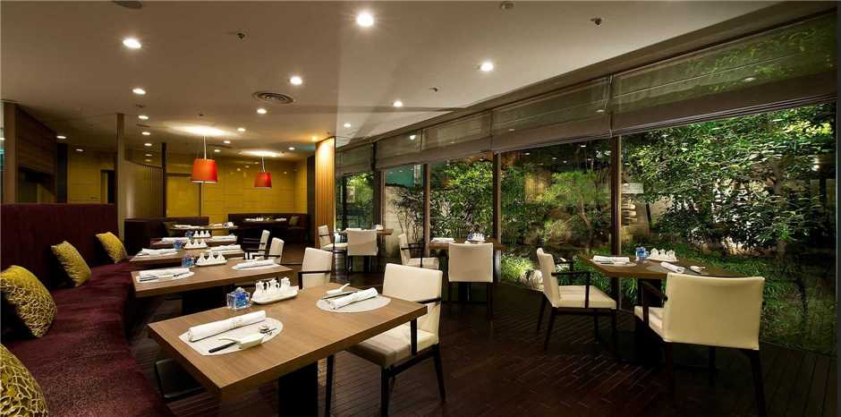 ANA Crown Plaza Hiroshima Restaurant
