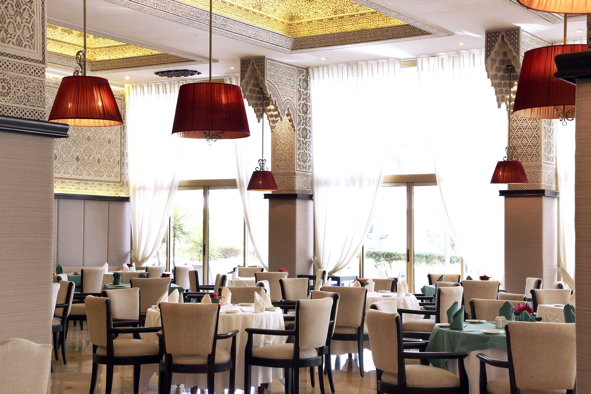 La Tour Hassan Restaurant