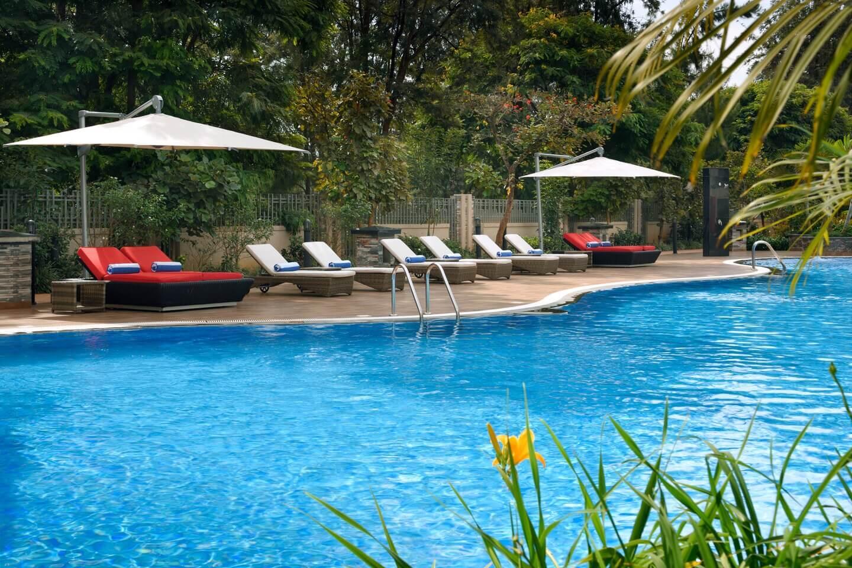 Kigali Marriott Hotel Pool