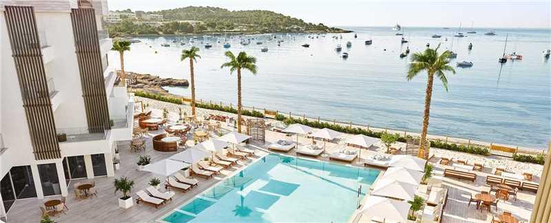 Nobu Hotel Ibiza Bay Außenansicht