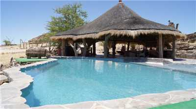 Rostock Ritz Desert Lodge Pool