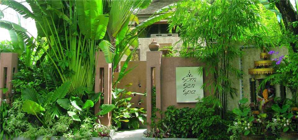 Ariyasom Villa Wellnessbereich